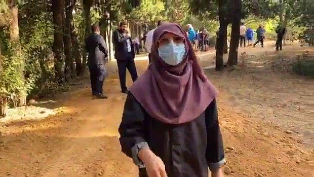 Validebağ Korusu Operasyonuna Direnirken Darbedilen 63 Yaşındaki Kadın: Hayatımda Hiç Dayak Yememiştim