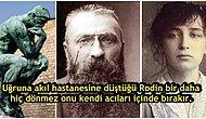 """Ünlü """"Düşünen Adam"""" Heykeltıraşı Rodin'in 19 Yaşındaki Öğrencisi Camille ile Yaşadığı Aşk"""