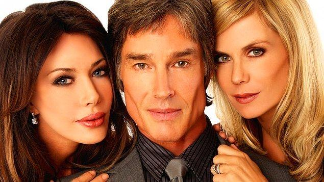 15. The Bold and The Beautiful (Cesur ve Güzel) - IMDb: 3.4
