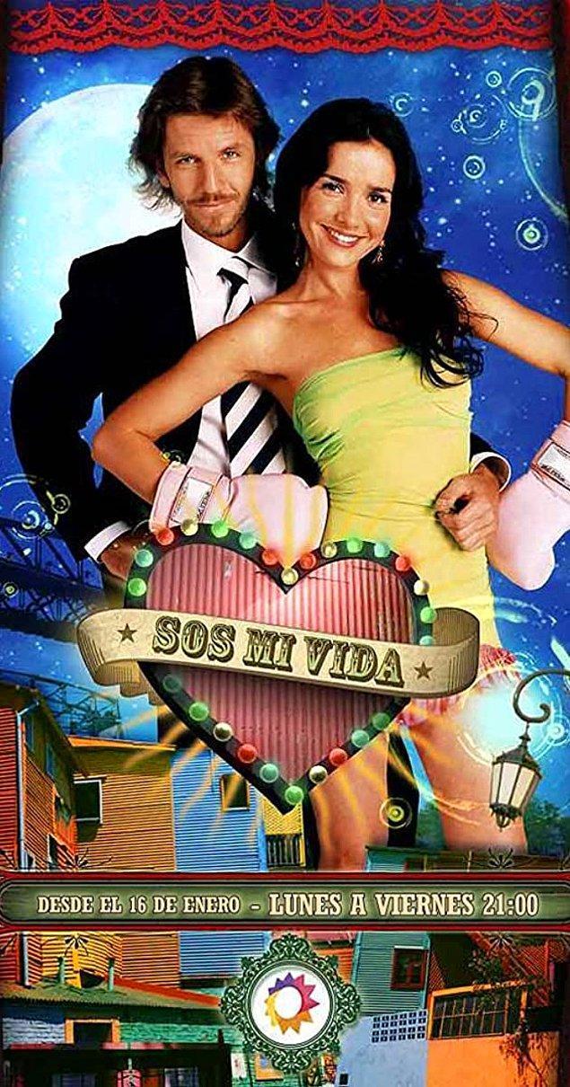 11. Sos Mi Vida - IMDb: 6.8