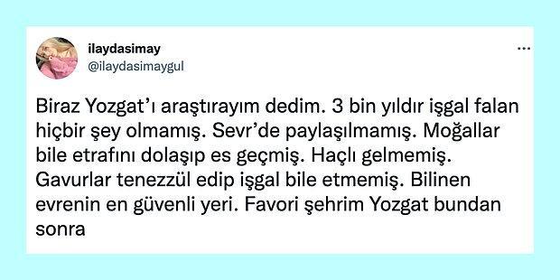 Yozgat'ın Görkemli Tarihinden 1400 Liraya Kiralık Harabeye Twitter'da Son 24 Saatin Viral Tweetleri