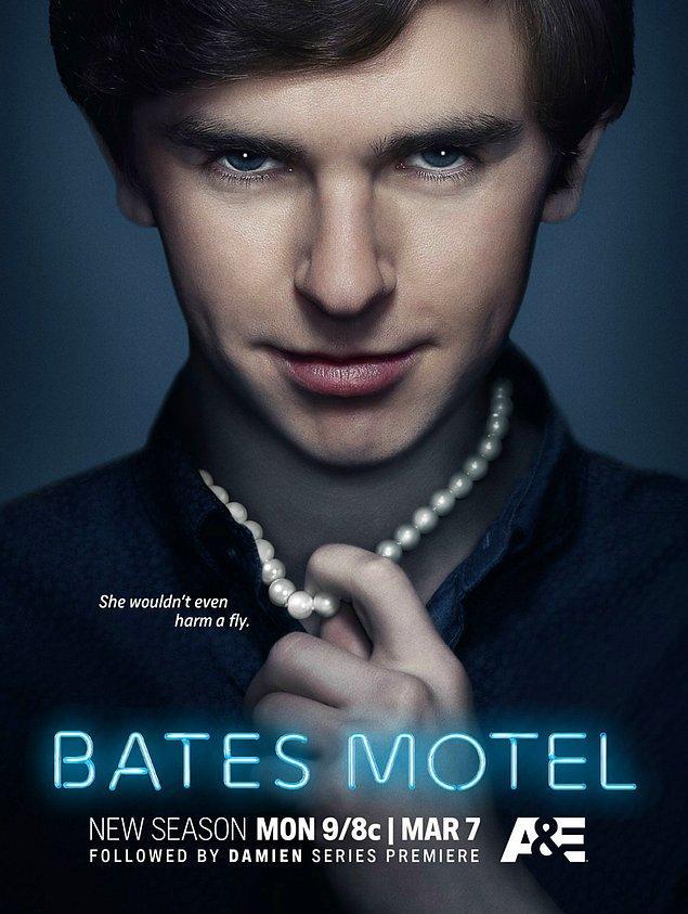 8. Bates Motel - IMDb: 8.1