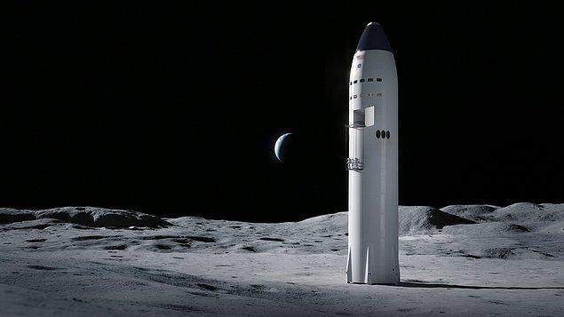 Ay'da koloni kurmak için öncelikle kaynakların yerini belirleyip çıkarmaya başlamalıyız.