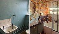 Женщина изменила свою квартиру до неузнаваемости за 5000 фунтов стерлингов, используя вещи, найденные на обочине дороги, и переработанную мебель