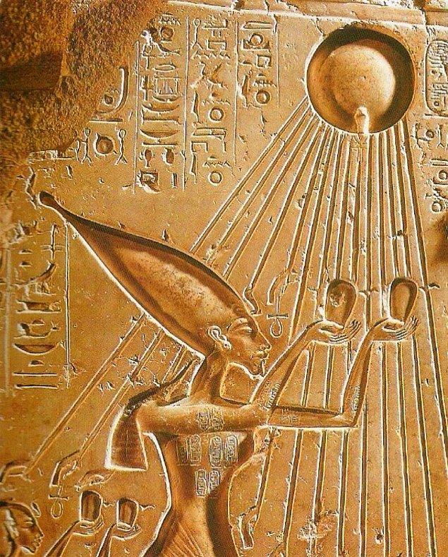 Bunun cevabını öğrenebilmek için Eski Mısır'a ufak bir yolculuk yapıyoruz.