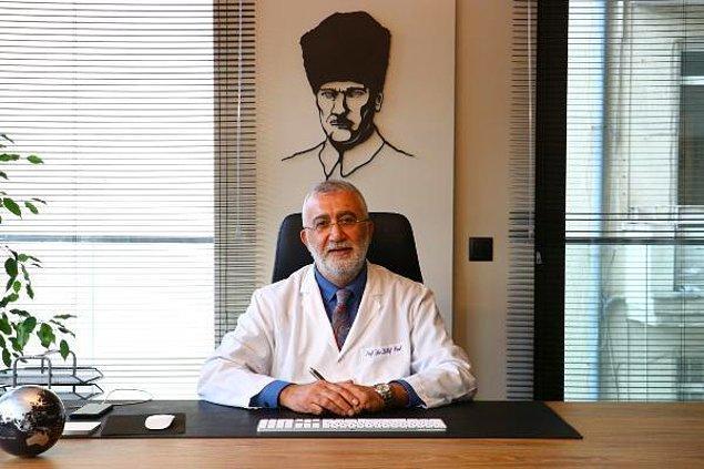 Bu bilgilendirici sohbet için Prof. Dr. Zülküf Önal'a teşekkür ediyoruz.