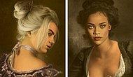 12 знаменитостей нашей эпохи в образе дворянской элиты