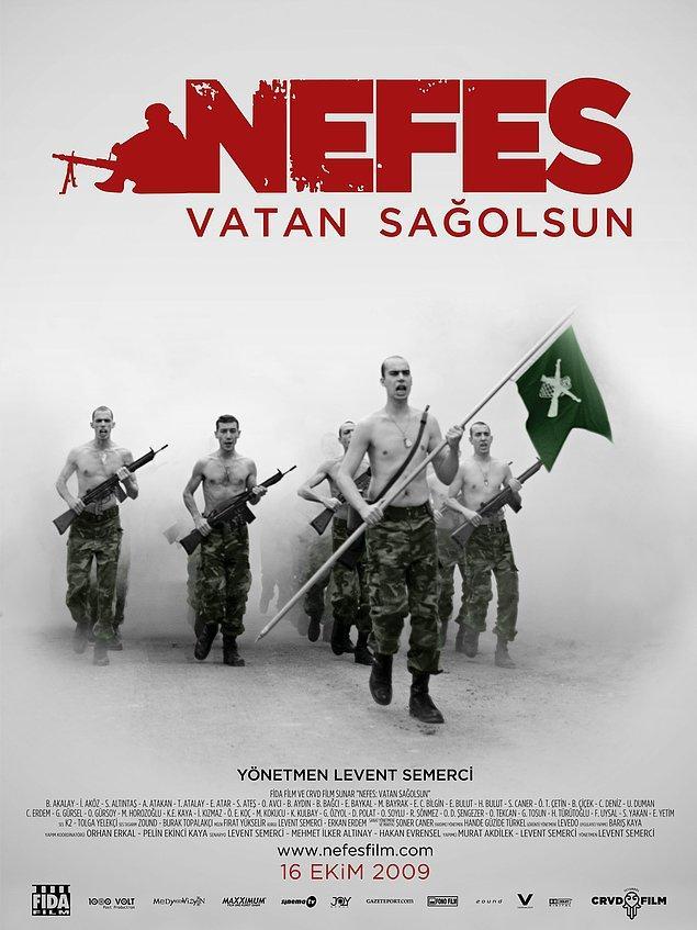 11. Nefes: Vatan Sağolsun (2009) - IMDb: 8.0