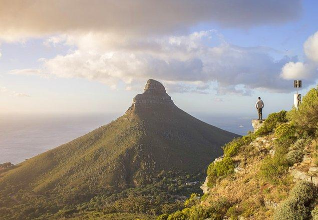 21. Table Dağı, Cape Town