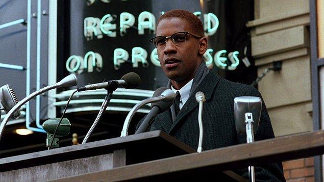 175. Malcolm X (1992)