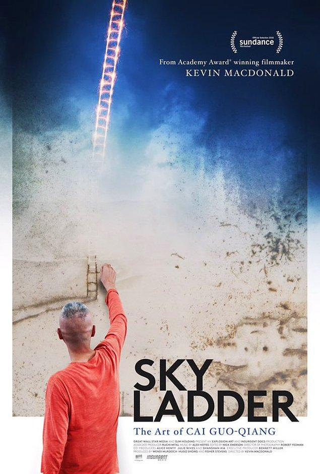 8. Sky Ladder: The Art of Cai Guo-Qiang (Göğe Uzanan Merdiven: Havai Fişek Sanatı) - IMDb: 7.3