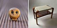 15 самых творческих и захватывающих работ из дерева (Новые фото)