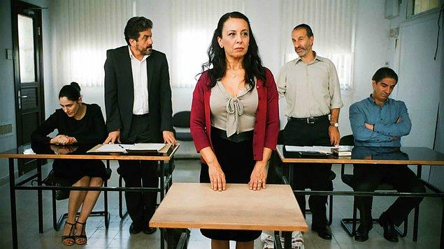 108. Gett: The Trial of Viviane Amsalem (2014)