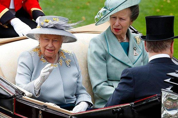 Prenses Anne Kimdir? Kraliçe Elizabeth'in Tek Kızı Prenses Anne'nin Hayatı...