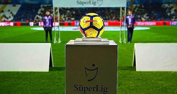 Süper Lig'de Lider Kim, Kaç Puanda? İşte Süper Lig Son Puan Durumu...
