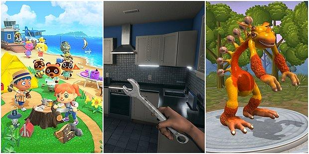 Bir The Sims Olmasalar da Yine de Serinin Hayranlarının Hoşuna Gidebilecek 13 Oyun