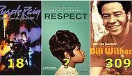Rolling Stone Dergisi Tam 17 Yıl Sonra 'Tüm Zamanların En İyi 500 Şarkısı' Listesini Güncelledi!