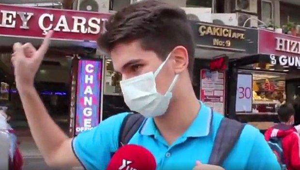 15 Yaşındaki Genç İsyan Etti: 'Bu Ülkede Sokakta Doğru Düzgün Yürüyemiyorsam Sorumlusu Şu Anki İktidardır'
