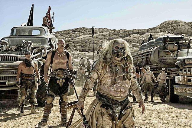 5. Mad Max: Fury Road / Çılgın Max: Öfkeli Yollar (2015) - IMDb: 8.1