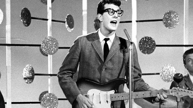 370. Buddy Holly, 'Peggy Sue' (1958)