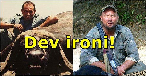 Bu Resmen Karma! Avladıkları Hayvanlar Tarafından Avlanıp Ölen Avcılar
