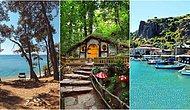 Kalabalıktan Uzaklaşıp Hafta Sonunu Sakin Geçirmek İçin İstanbul Yakınlarında Kaçamak Yapabileceğiniz 17 Yer