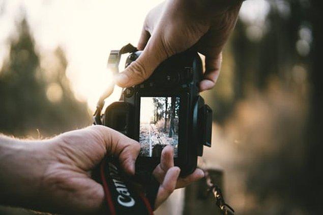 9. Vahşi yaşam kamerası
