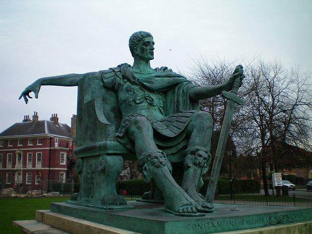 11. Büyük Konstantin (M.S. 306 – M.S. 337)
