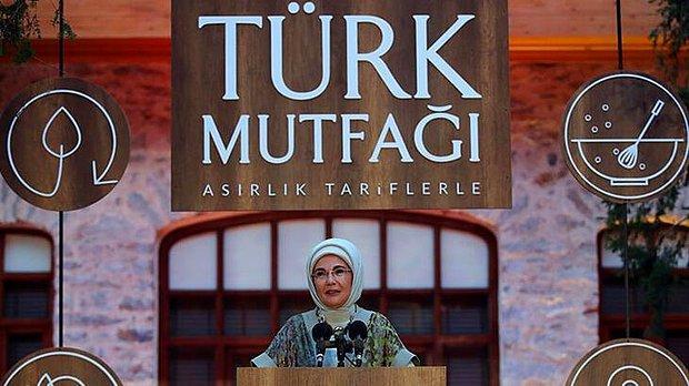 Devlet Bütçesinden Karşılandı: Emine Erdoğan'ın 'Türk Mutfağı' Kitabının Basım ve Tanıtımına 1 Milyon TL