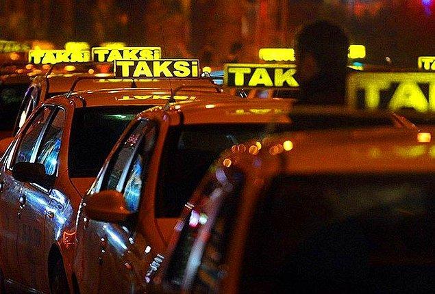Hepinizin bildiği üzere İstanbul'da çok uzun süredir  bir taksi sorunu yaşanıyor ne yazık ki.