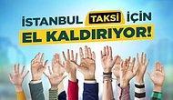 İstanbul Büyükşehir Belediye Başkanı Ekrem İmamoğlu'nun 'Taksi İçin El Kaldırıyoruz' Paylaşımı Gündemde!