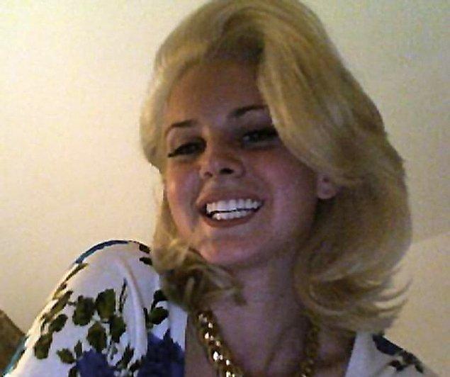 10. Lana Del Rey'in sarışın olduğu ve henüz çok da tanınmadığı dönem.