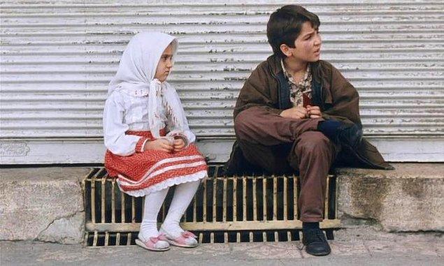 21 Ekim - The White Balloon (1995)