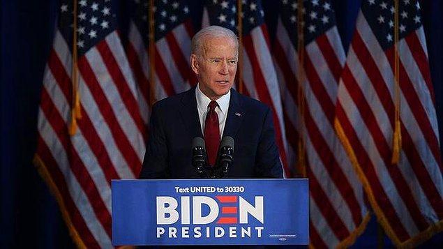 ABD Başkanı Joe Biden, 2019 yılının Aralık ayında verdiği bir röportajda Cumhurbaşkanı Erdoğan için ayrıca, 'Türkiye'deki insan hakları ihlalleri için bedel ödeyeceği' ifadelerini kullanmıştı.
