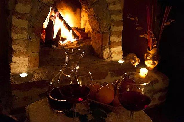2. Heyecanlandırıcı ve romantik doğru atmosferi yakalayın.