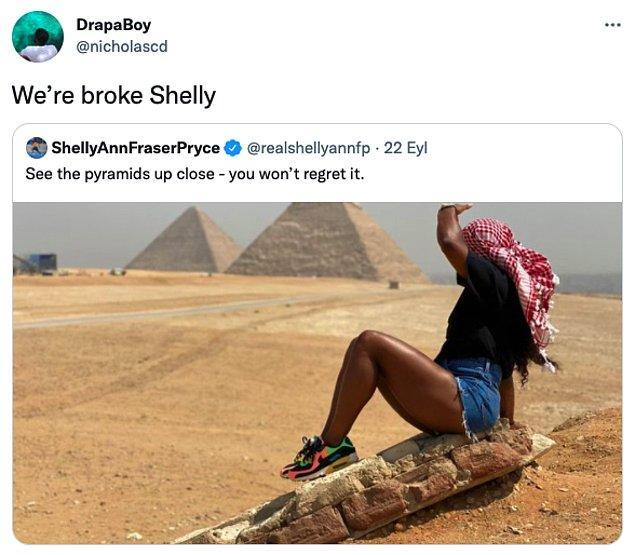 """12. """"Biz fakiriz Shelly."""""""