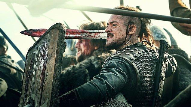 11. The Last Kingdom - IMDb: 8.4