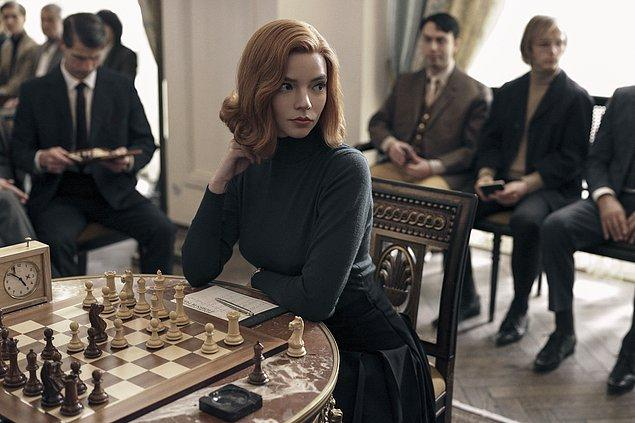 4. The Queen's Gambit - IMDb: 8.6