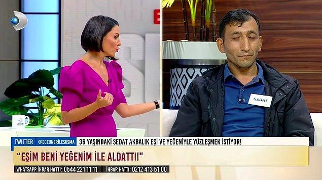 Hikayeyi hemen baştan anlatalım: Sedat'ın yeğeni Murat, aslında cezaevinde hırsızlıktan yatıyormuş. Ara sıra izinli dışarı çıkan Murat, Sedat'ın evine gelip kalıyormuş.