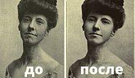 Книга 1909 года доказывает, что фотографы использовали ретушь задолго до появления Instagram