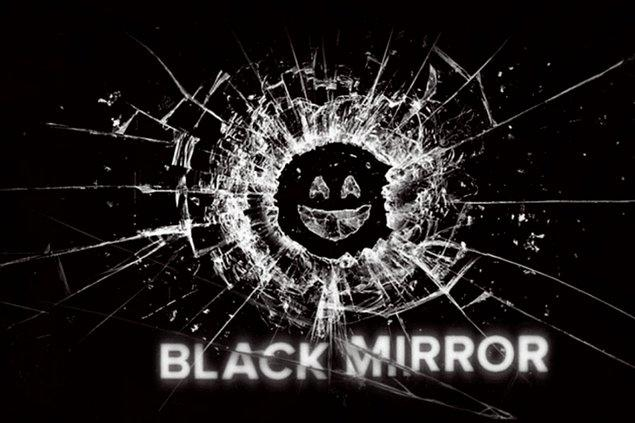 3. Black Mirror - IMDb: 8.8