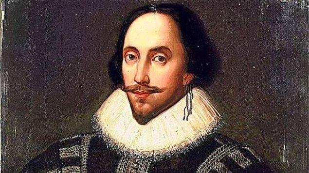 William Shakespeare!