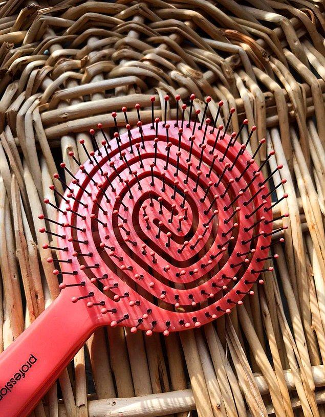 1. Nascita Pembe Pro Üç Boyutlu Oval Saç Fırçası