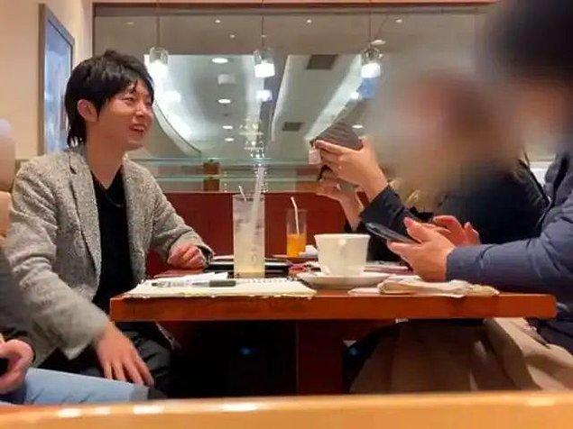 Takashi, birlikte olduğu her kadına doğum gününü farklı bir gün olarak söyledi.