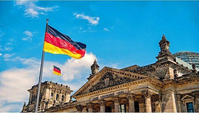 Almanya ise %17.0 müttefik, %27.5 gerekli ortak, %14.3 rakip ve %19.5 düşman olarak görülüyor.