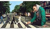 Мастер фотошопа решил раскрыть то, что осталось за кадром обложек известных музыкальных альбомов