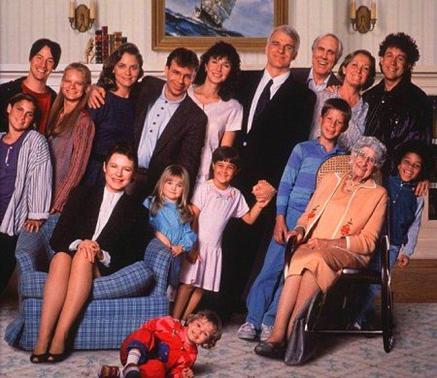 9. Parenthood (Çılgın Aile) - IMDb: 7.0