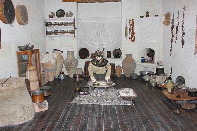 5. Birbirinden ünlü ismin konakladığı Ortahisar Kültür Müzesi...