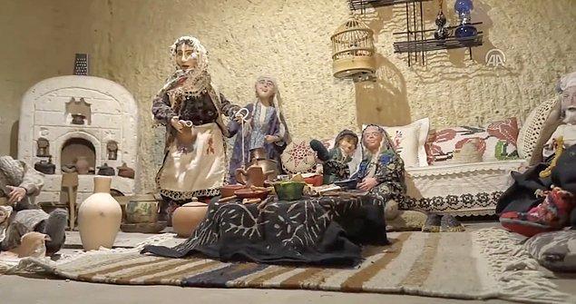 21. Kimilerine ürpertici gelebilecek Bebek Müzesi...