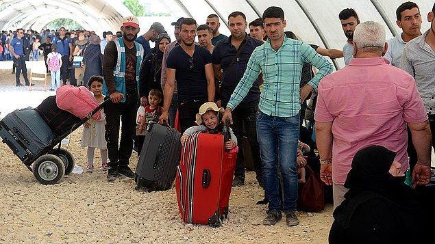 'Türkiye, tek başına 4 milyon mazluma kollarını açarken insanlıktan uzak davranışlar sergileyenler oldu'